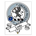 Little Clan Badge Small Poster