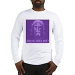 Jesus Loves You! Long Sleeve T-Shirt