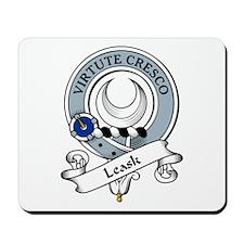 Leask Clan Badge Mousepad