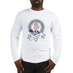 Lamont Clan Badge Long Sleeve T-Shirt