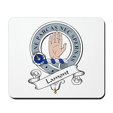 Lamont Clan Badge Mousepad