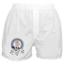 Lamont Clan Badge Boxer Shorts