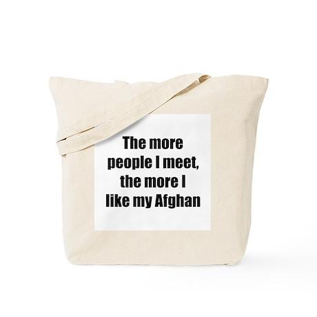 Afghan Tote Bag