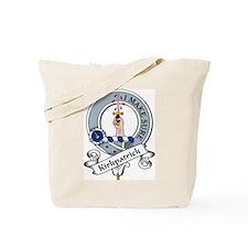 Kirkpatrick Clan Badge Tote Bag