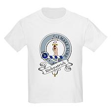 Kirkpatrick Clan Badge Kids T-Shirt