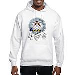 Kinnear Clan Badge Hooded Sweatshirt