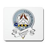 Kinnear Clan Badge Mousepad