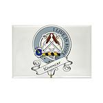 Kinnear Clan Badge Rectangle Magnet (10 pack)
