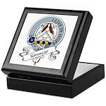Kinnear Clan Badge Keepsake Box