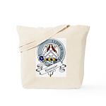 Kinnear Clan Badge Tote Bag