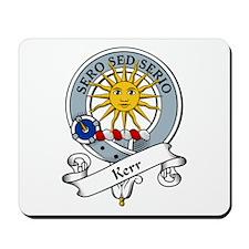 Kerr Clan Badge Mousepad