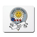 Kerr Clan Badge Mousepad