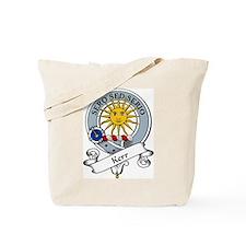 Kerr Clan Badge Tote Bag