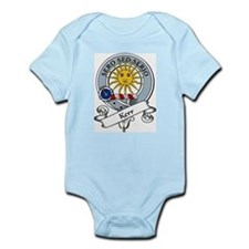Kerr Clan Badge Infant Creeper