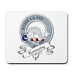 Kennedy Clan Badge Mousepad
