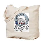 Kennedy Clan Badge Tote Bag
