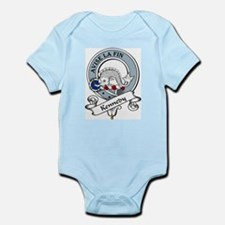 Kennedy Clan Badge Infant Creeper
