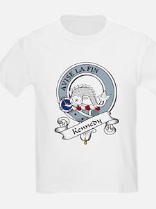 Kennedy Clan Badge Kids T-Shirt