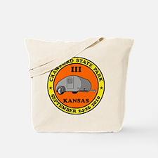 Cool Teardrop trailer Tote Bag