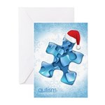 Autism Awareness Greeting Cards (Pk of 10)