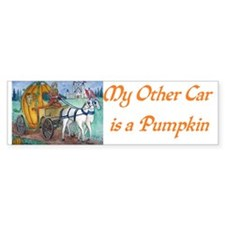 10x3_sticker Bumper Bumper Sticker