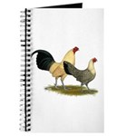 OE Bantams Cream Buttercup Journal