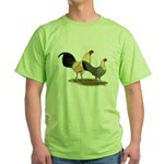 OE Bantams Cream Buttercup Green T-Shirt
