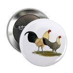 "OE Bantams Cream Buttercup 2.25"" Button (100"