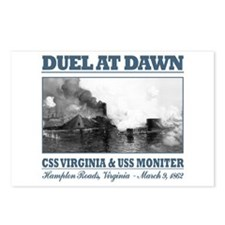 Duel At Dawn Postcards (Package of 8)