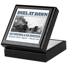 Duel At Dawn Keepsake Box
