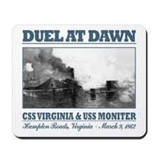 Duel At Dawn Mousepad