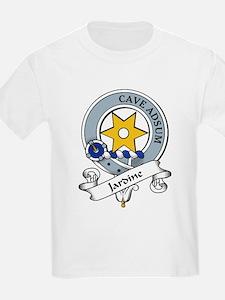 Jardine Clan Badge Kids T-Shirt