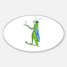 Grasshopper Decal