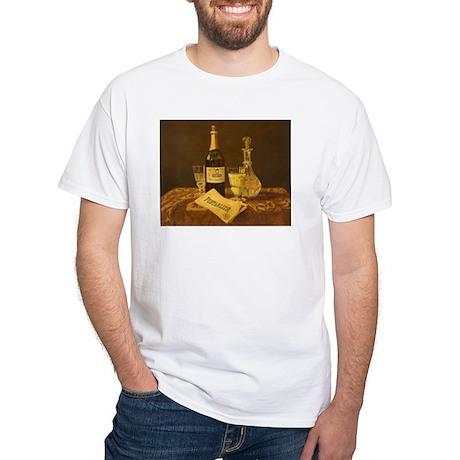 pernod fils white t shirt pernod fils shirt. Black Bedroom Furniture Sets. Home Design Ideas