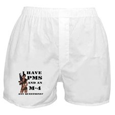Any Questions?? Boxer Shorts