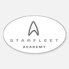 Star Trek: Starfleet Academy Sticker (Oval)