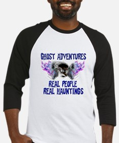 Paranormal Designs Baseball Jersey