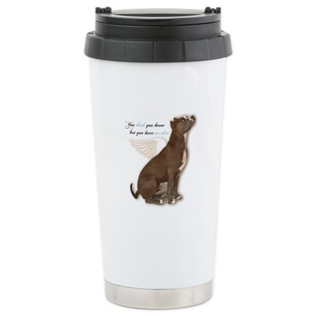 You Think You Know Stainless Steel Travel Mug