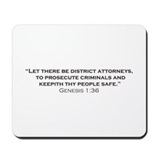 DA / Genesis Mousepad