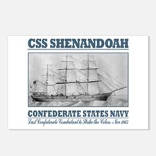 CSS Shenandoah Postcards (Package of 8)