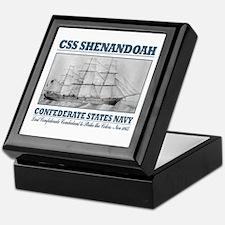 CSS Shenandoah Keepsake Box