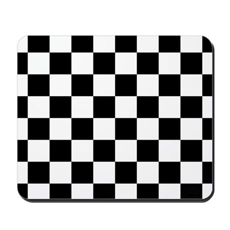 Checkerboard Mousepad