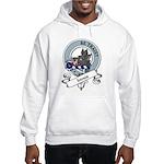 Innes Clan Badge Hooded Sweatshirt
