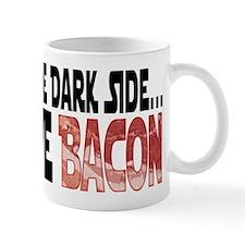 Dark Side of Bacon Mug