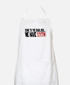 Dark Side of Bacon Apron