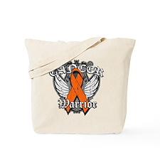 Leukemia Cancer Warrior Tote Bag