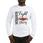 Leukemia Fight Strong Long Sleeve T-Shirt