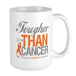 Tougher Than Cancer Large Mug