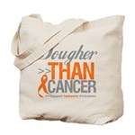 Tougher Than Cancer Tote Bag