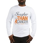 Tougher Than Cancer Long Sleeve T-Shirt